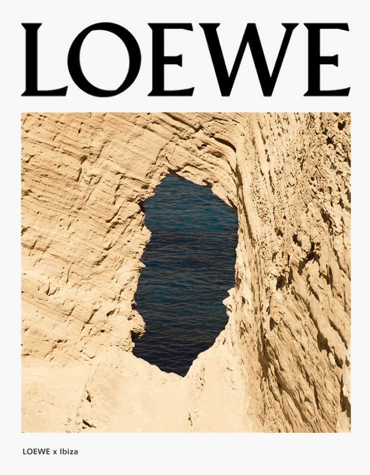 Ibiza for Loewe by Pablo Curto