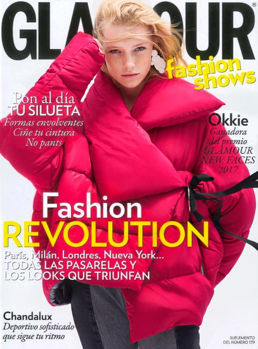 Okkie Reijnders for Glamour Spain