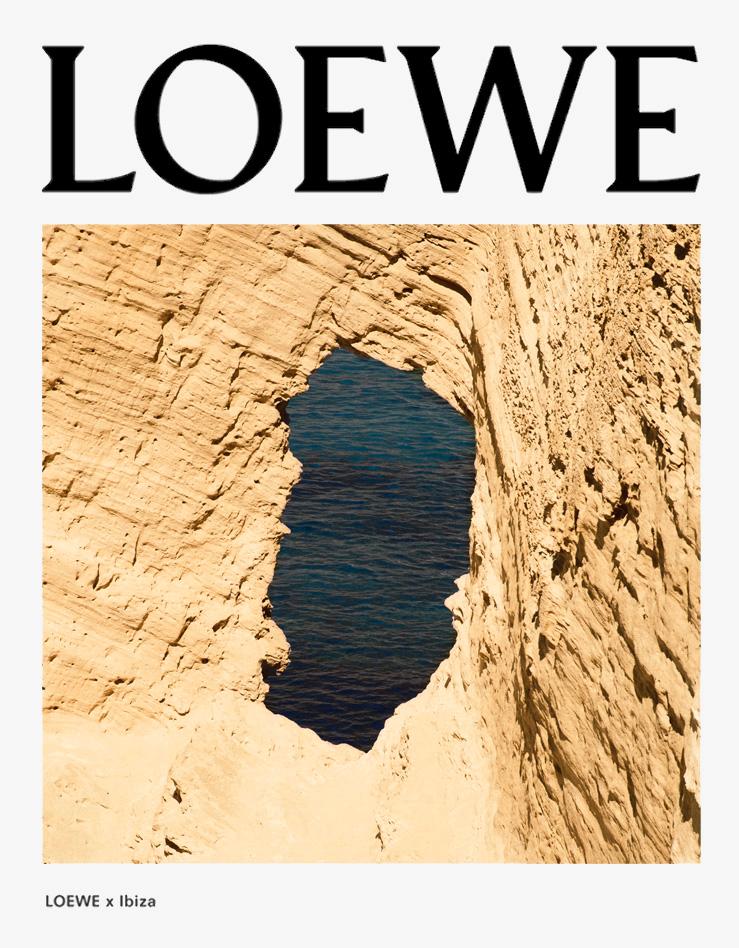 LOEWE in Ibiza
